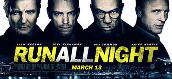 Run All Night Poster #6
