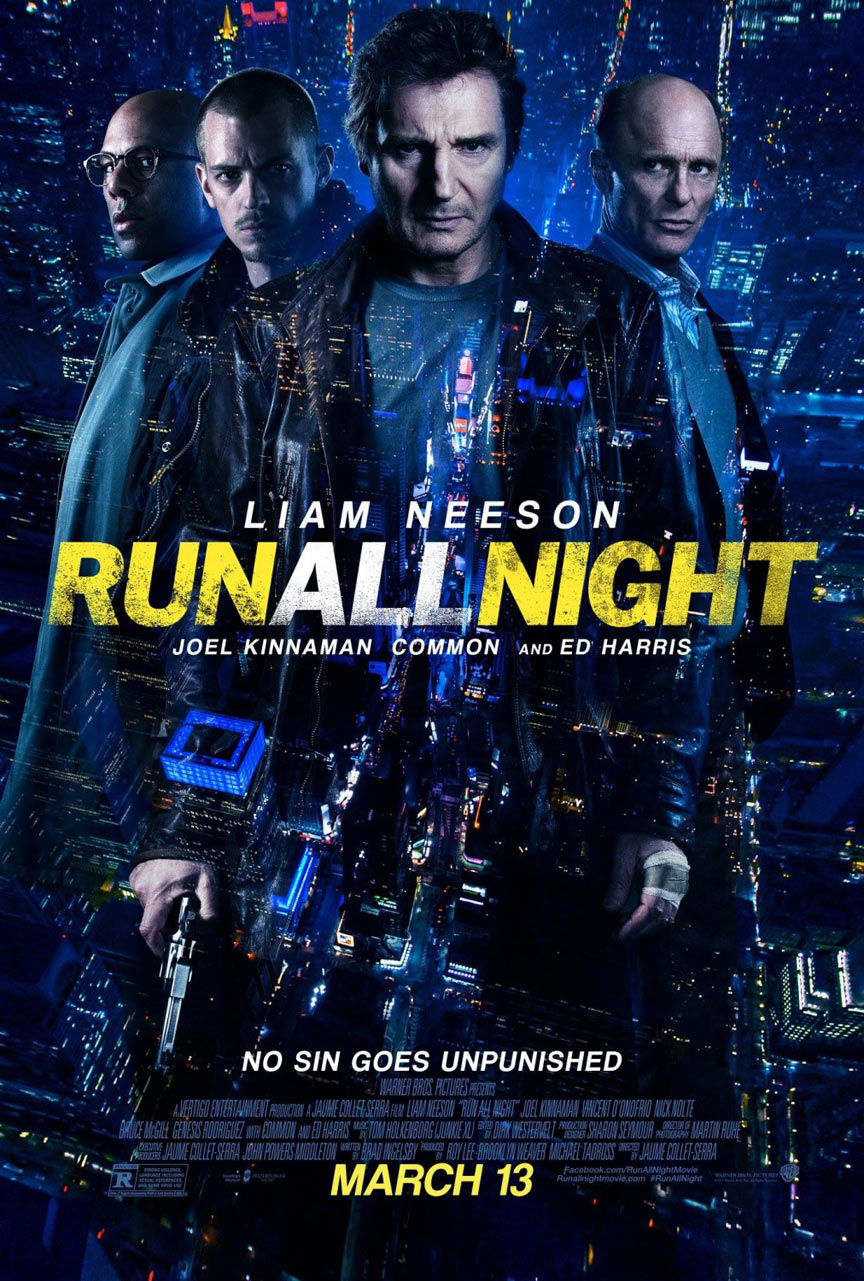 Run All Night Poster #1