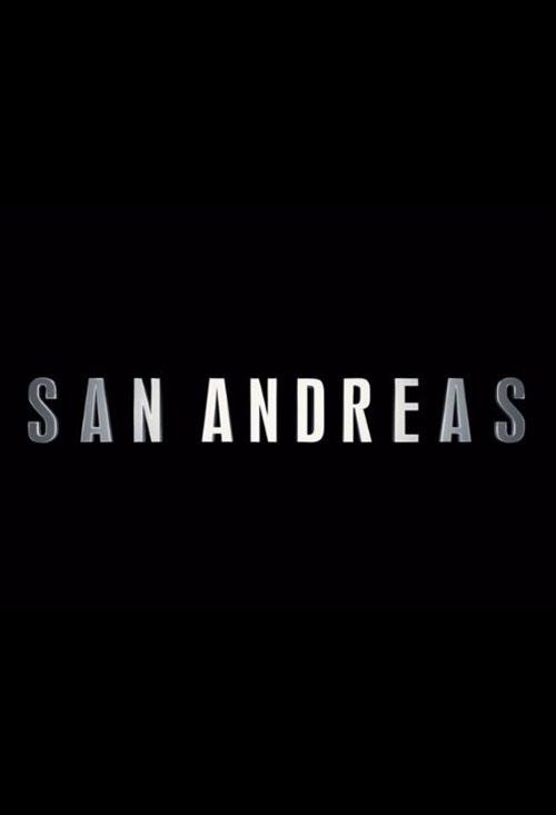 San Andreas Poster #1