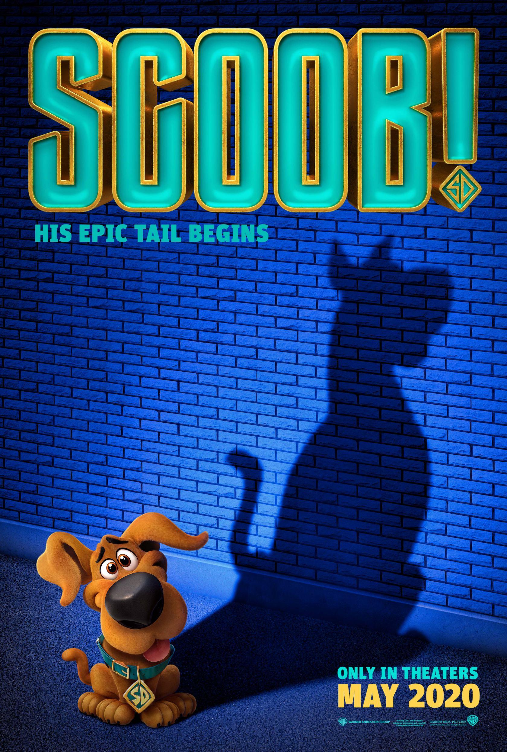 Scoob Poster #1