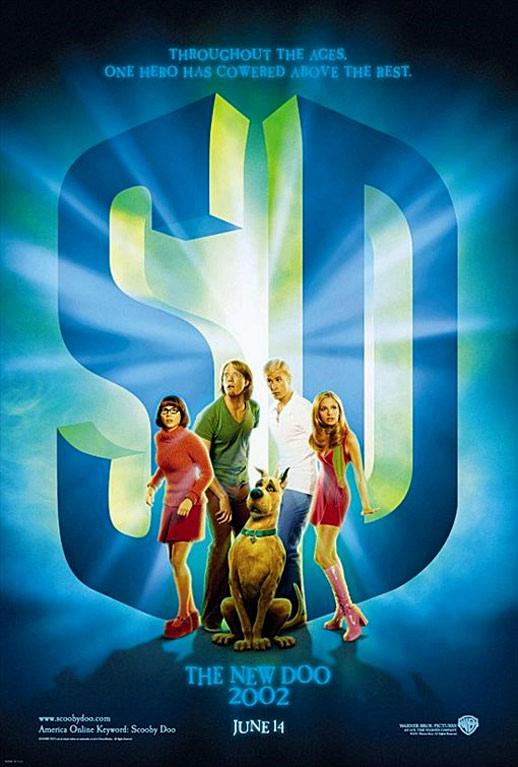 Scooby-Doo Poster #1