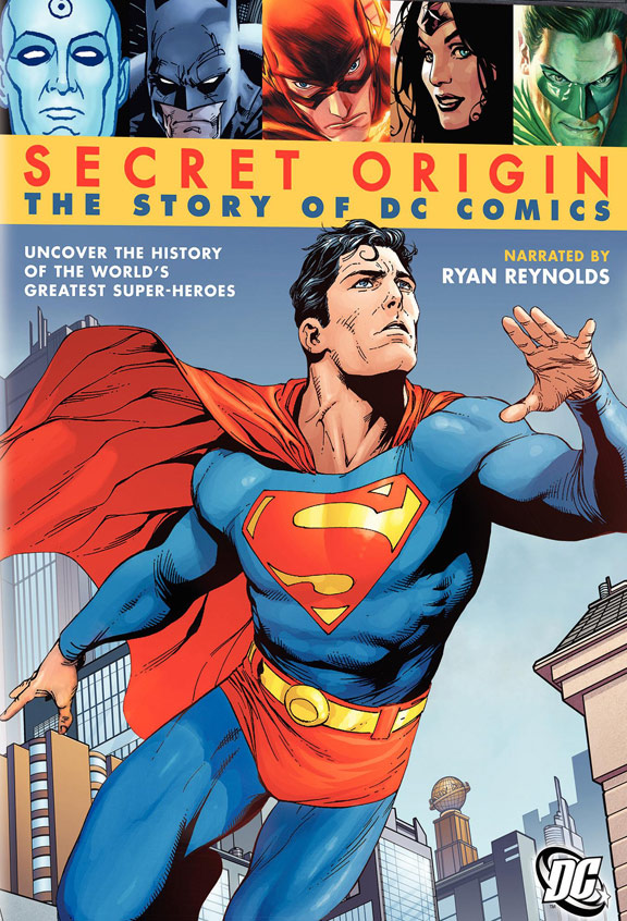 Secret Origin: The Story of DC Comics Poster #1