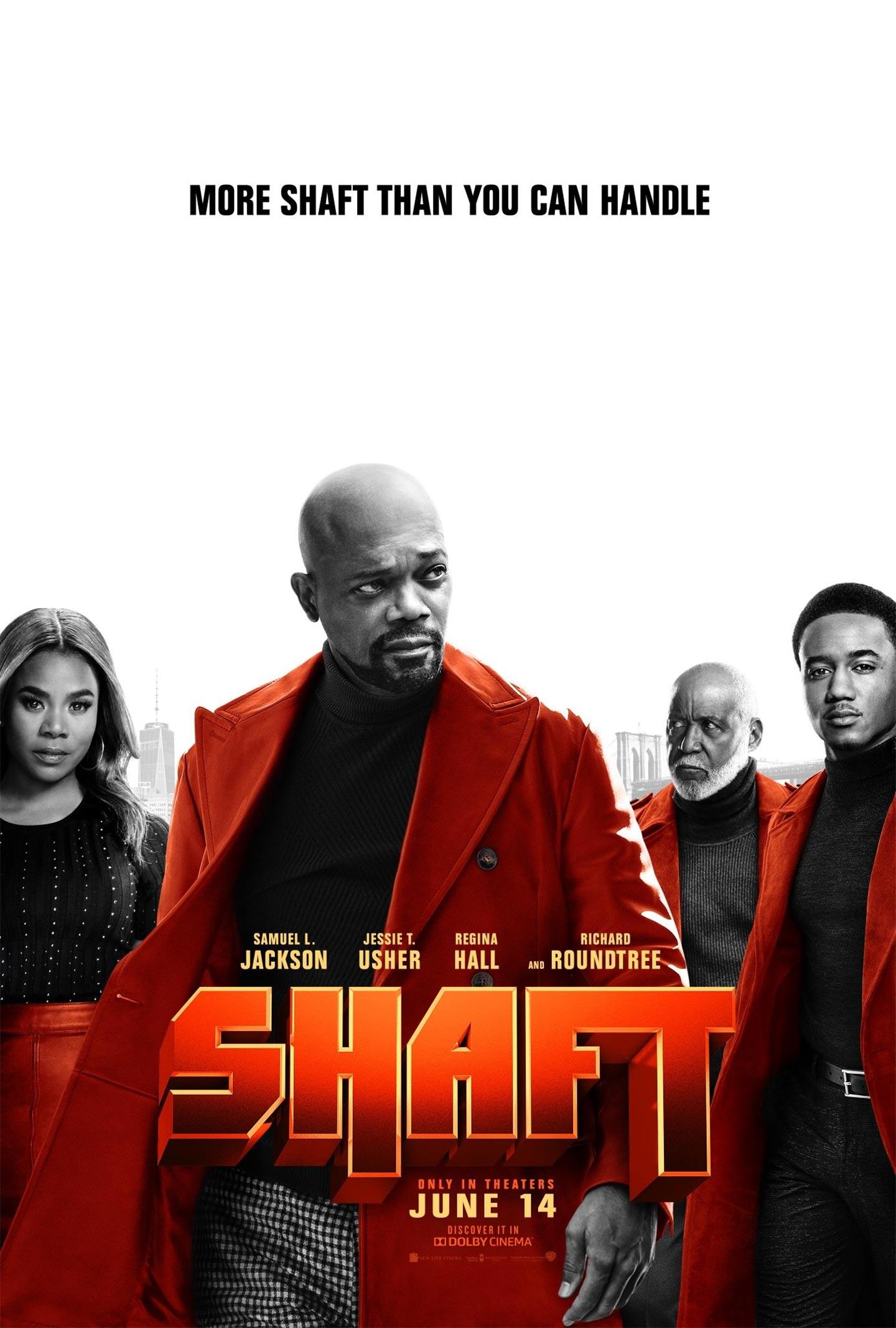 Shaft Poster #1