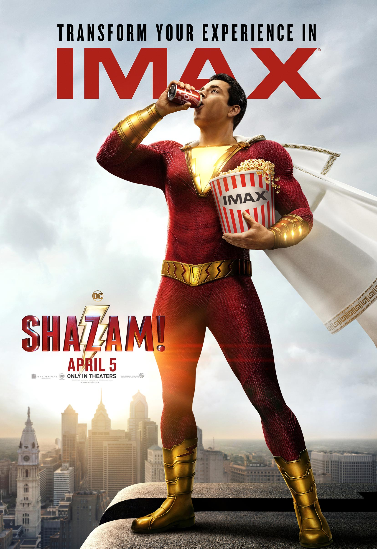 Shazam! Poster #2