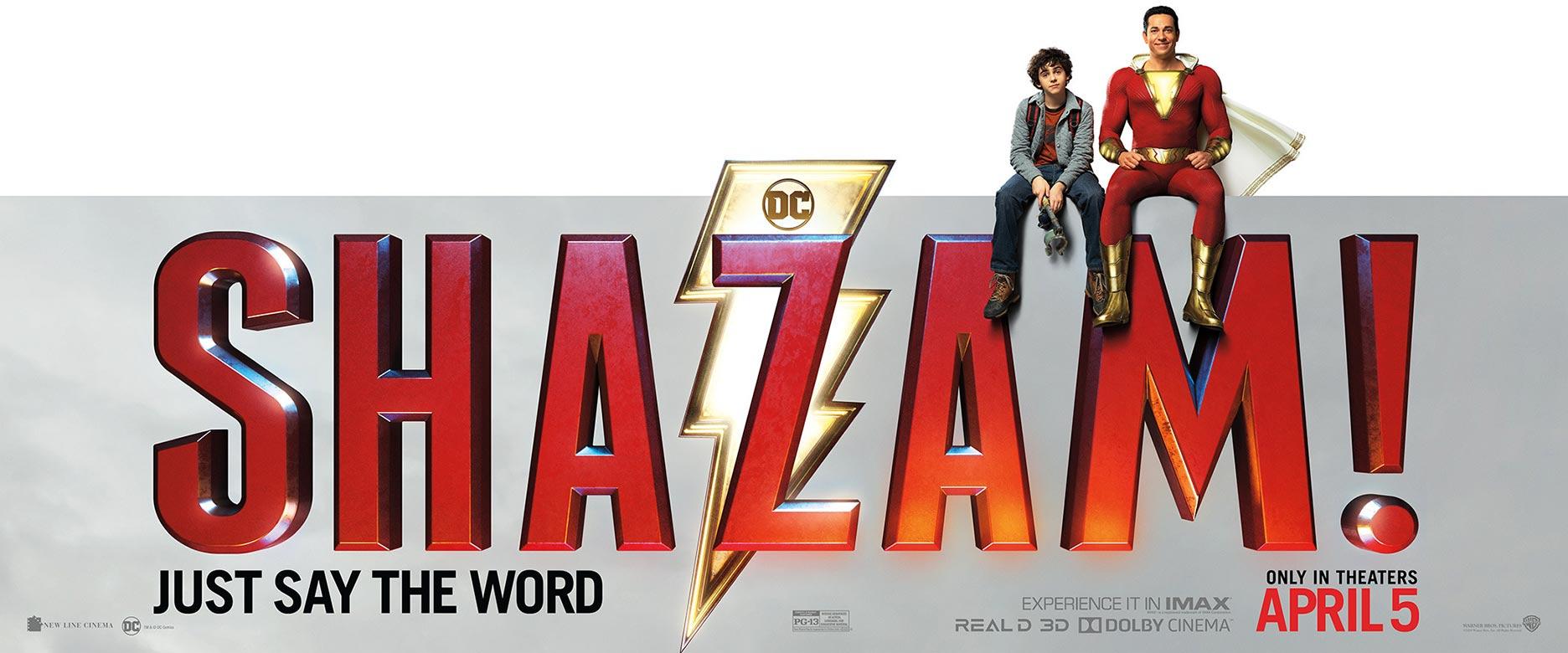 Shazam! Poster #5