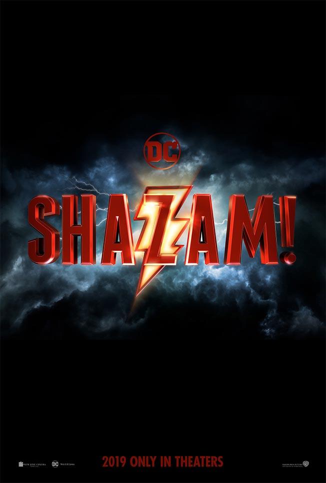 Shazam! Poster #1