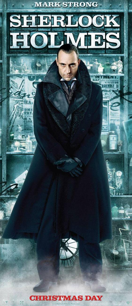 Sherlock Holmes Poster #13
