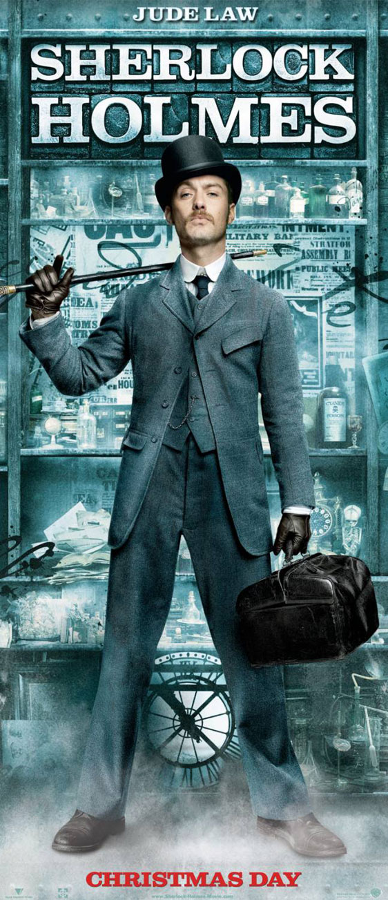 Sherlock Holmes Poster #16