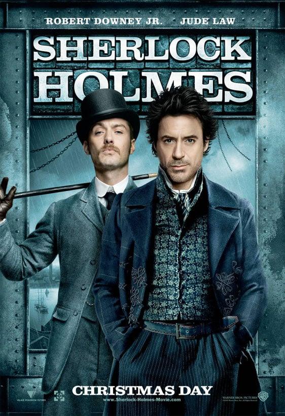 Sherlock Holmes Poster #17