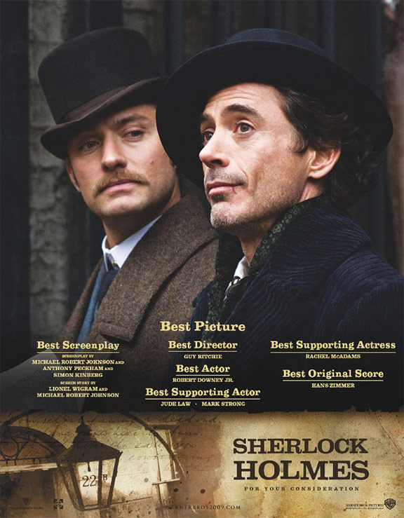 Sherlock Holmes Poster #18