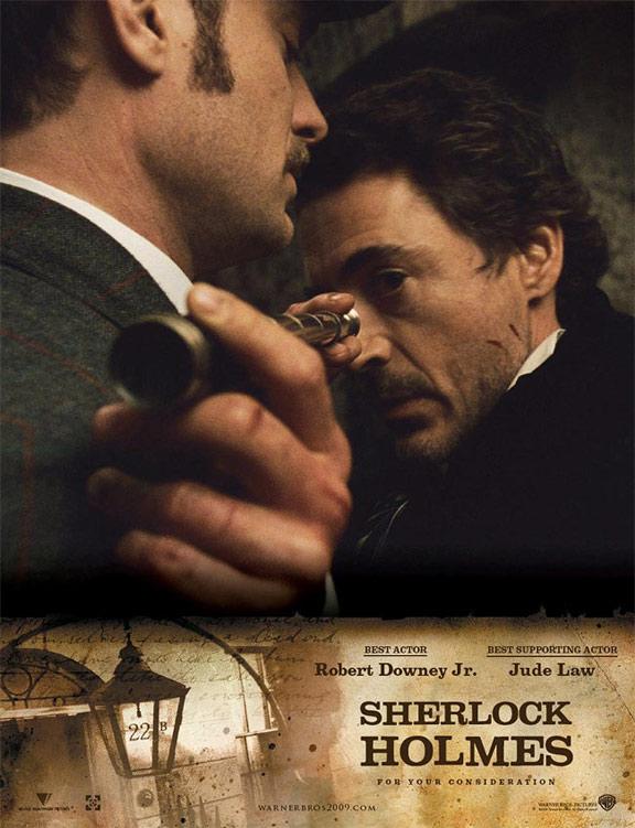 Sherlock Holmes Poster #19