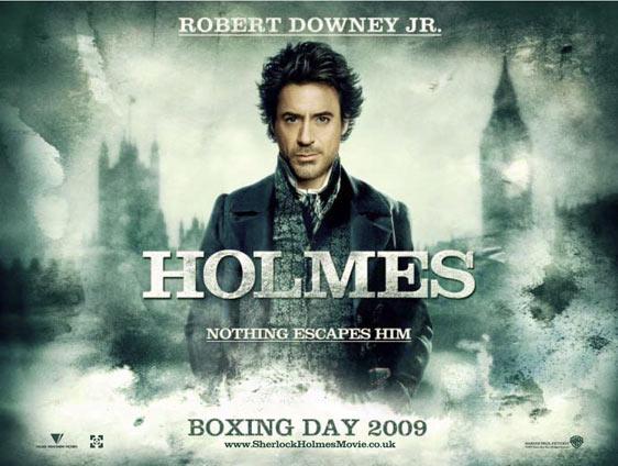 Sherlock Holmes Poster #8