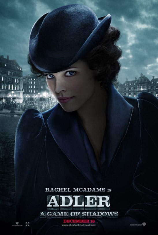 Sherlock Holmes: A Game of Shadows Poster #13