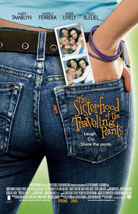 The Sisterhood of the Traveling Pants Poster #1