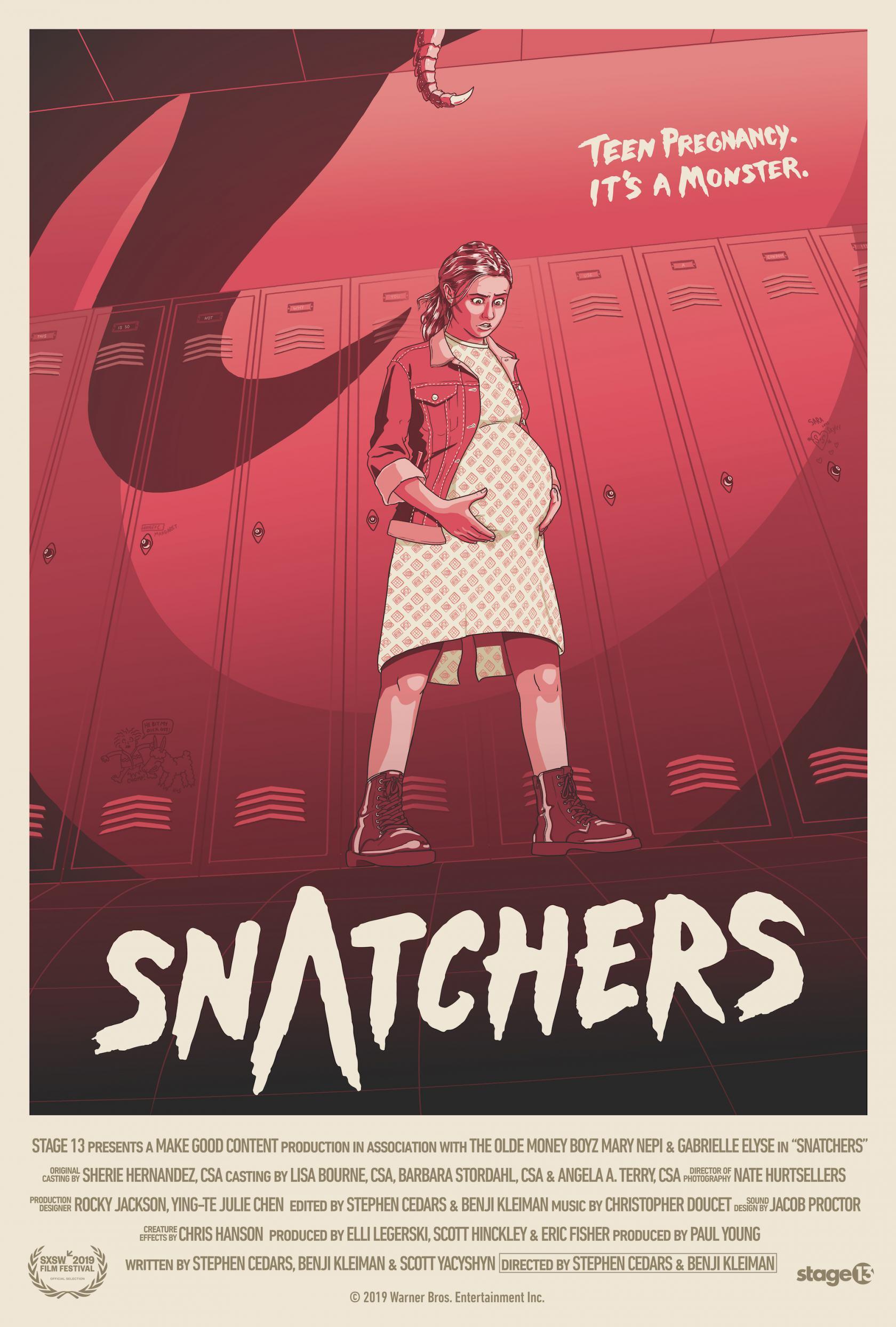 Snatchers Poster #1