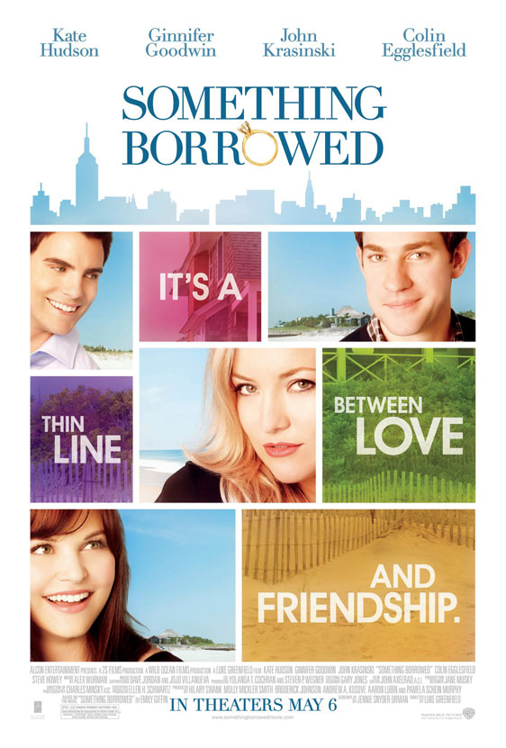 Something Borrowed Poster #1