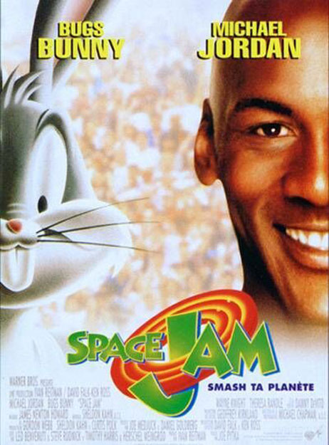 Space Jam Poster #11