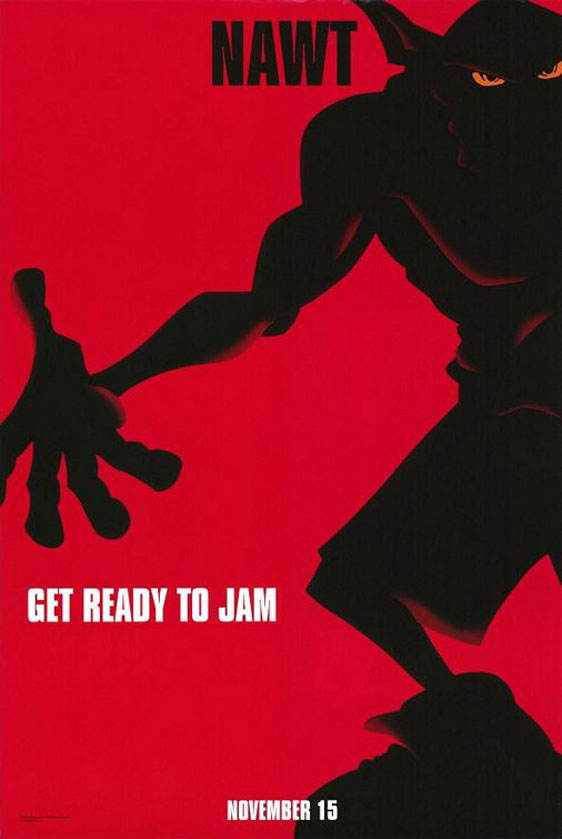Space Jam Poster #3