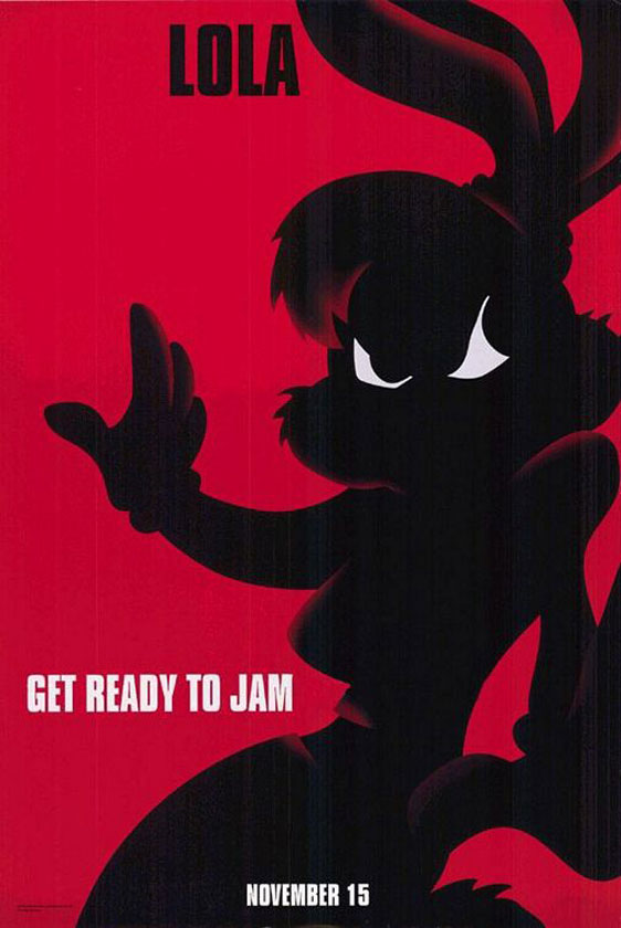 Space Jam Poster #7