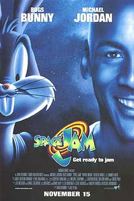 Space Jam Poster #1