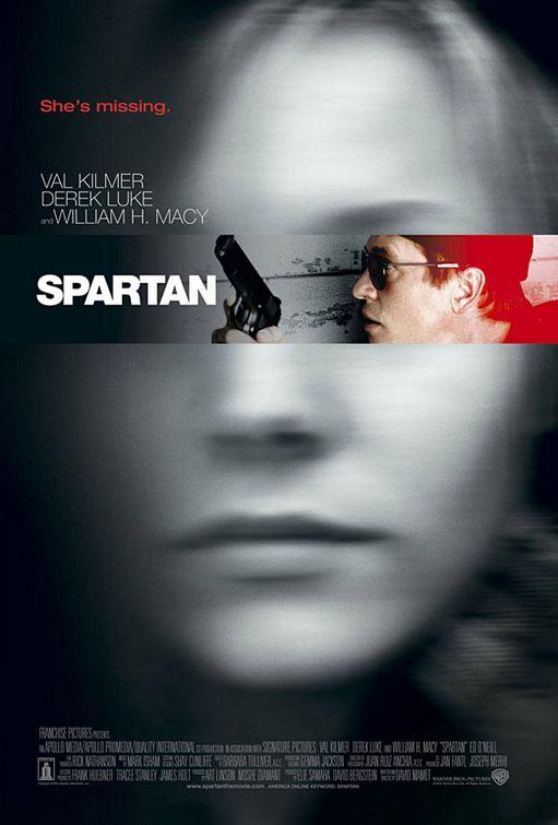 Spartan Poster #1