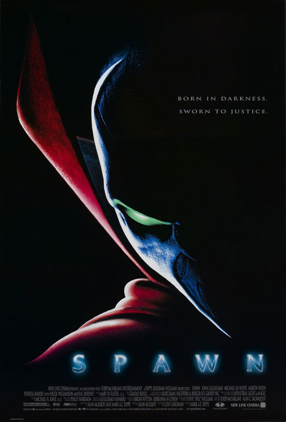 Spawn Poster #1