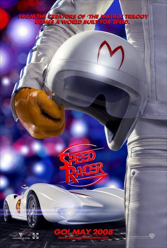 Speed Racer Poster #1