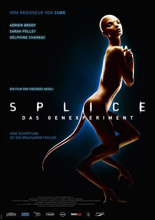 Splice (film) - Wikipedia