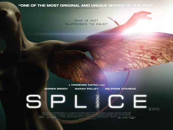 Splice Poster #7