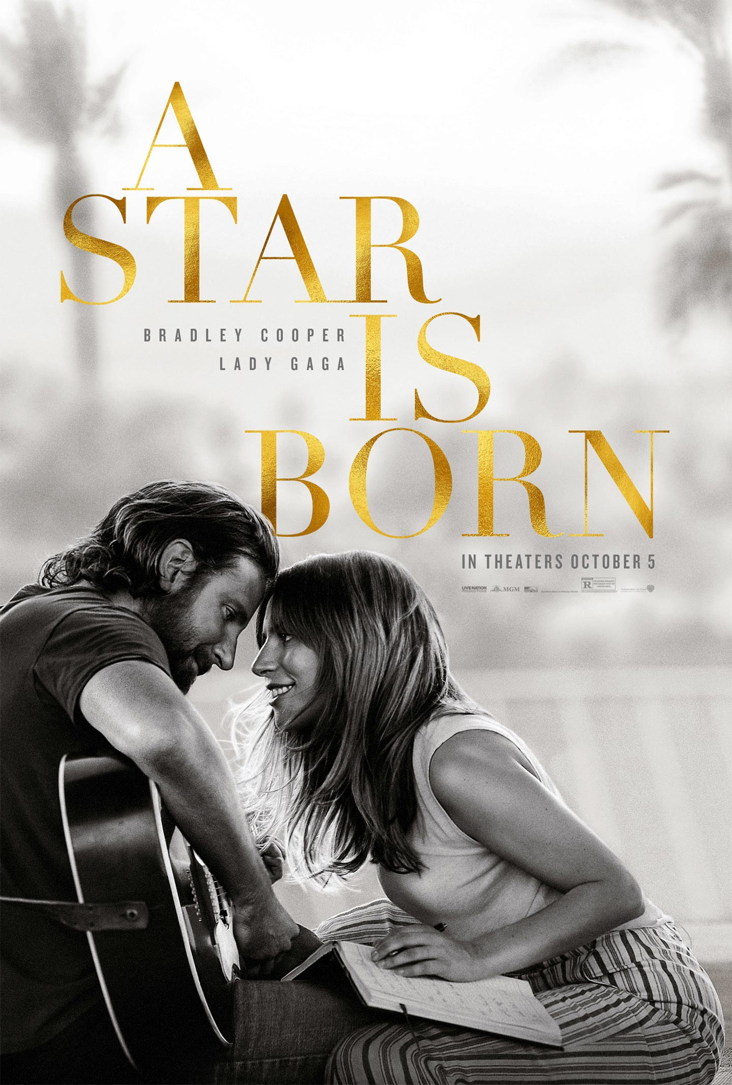A Star Is Born Poster #1