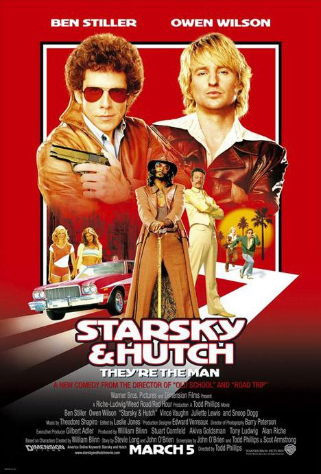 Starsky & Hutch Poster #1