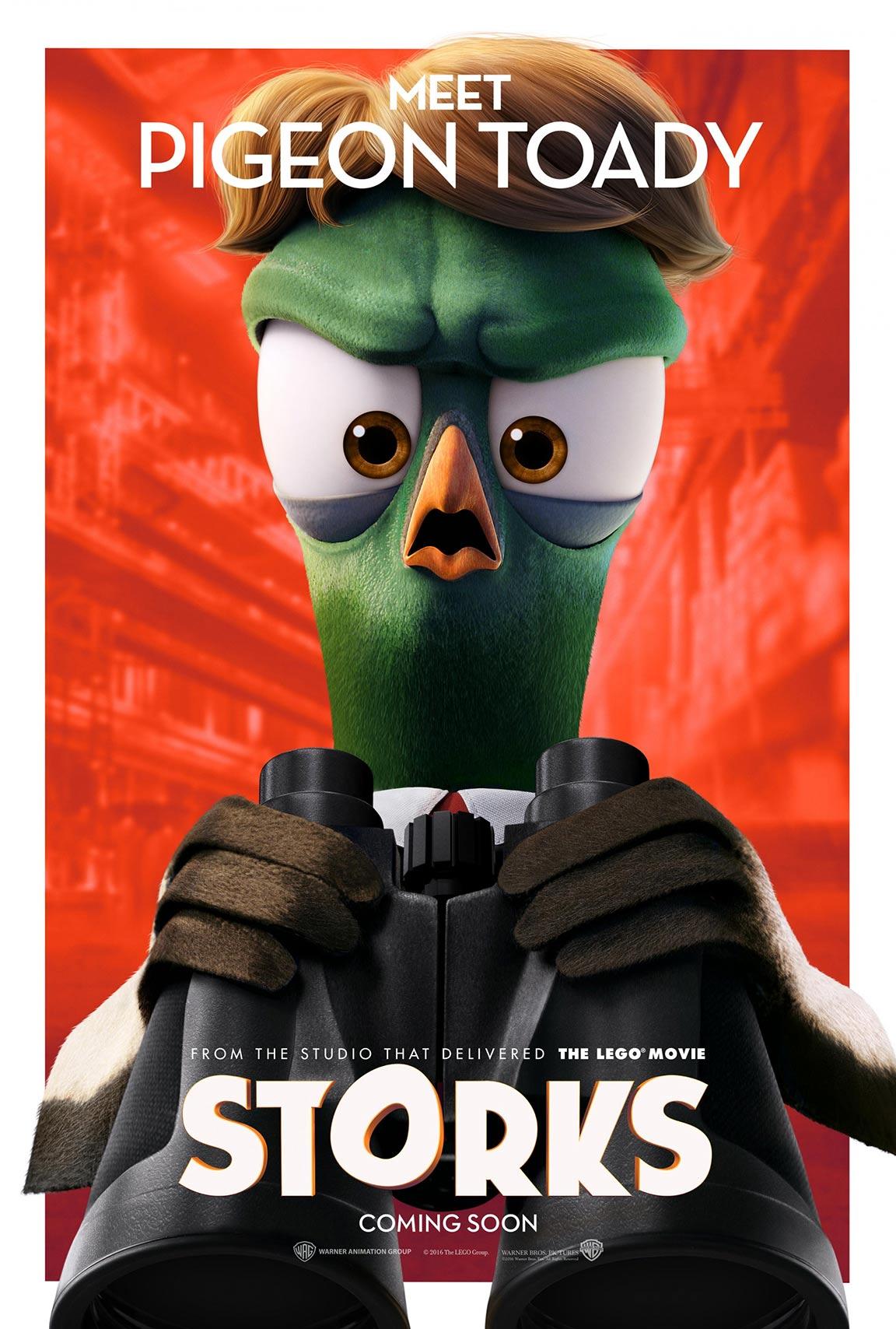 Storks Poster #4