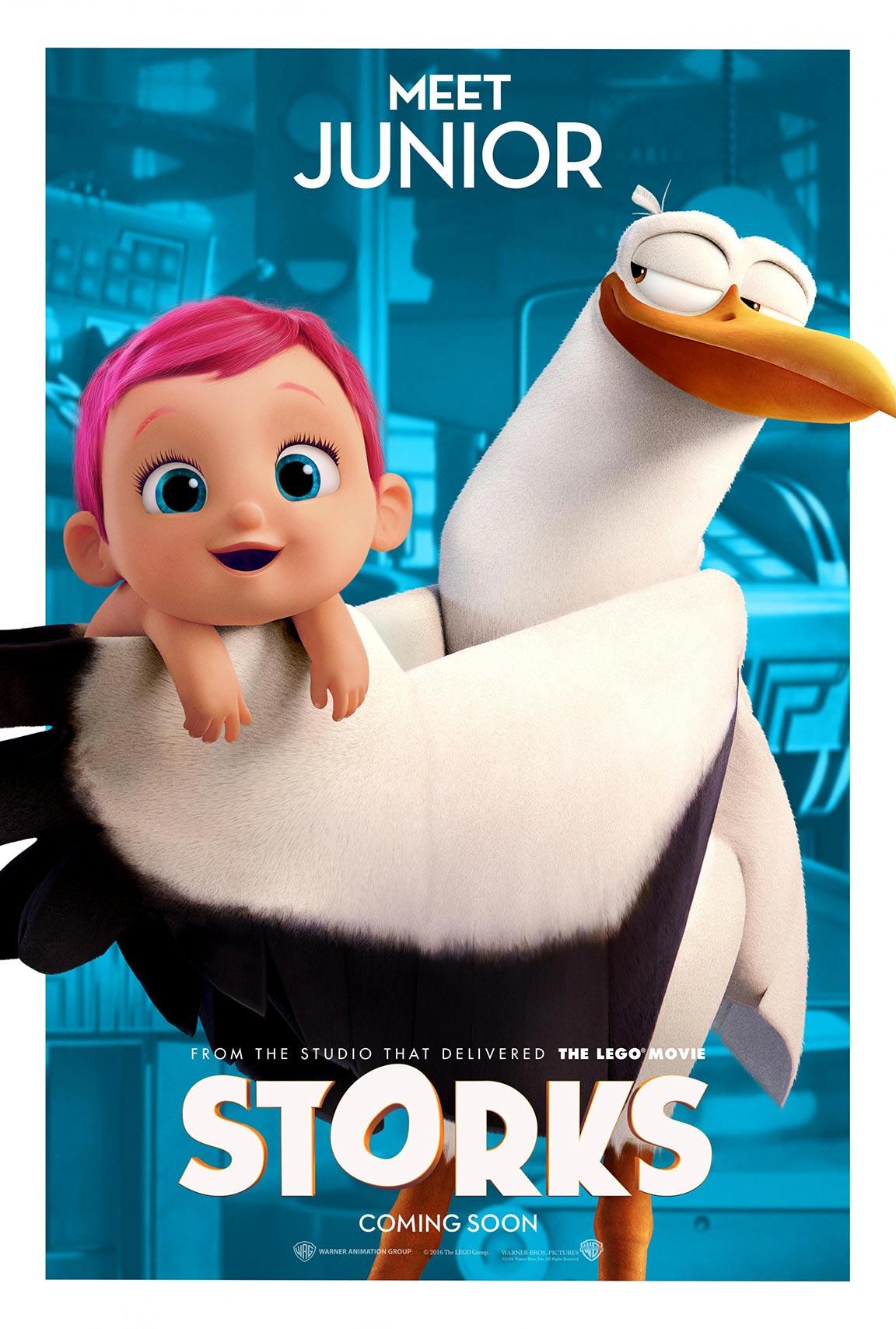 Storks Poster #5