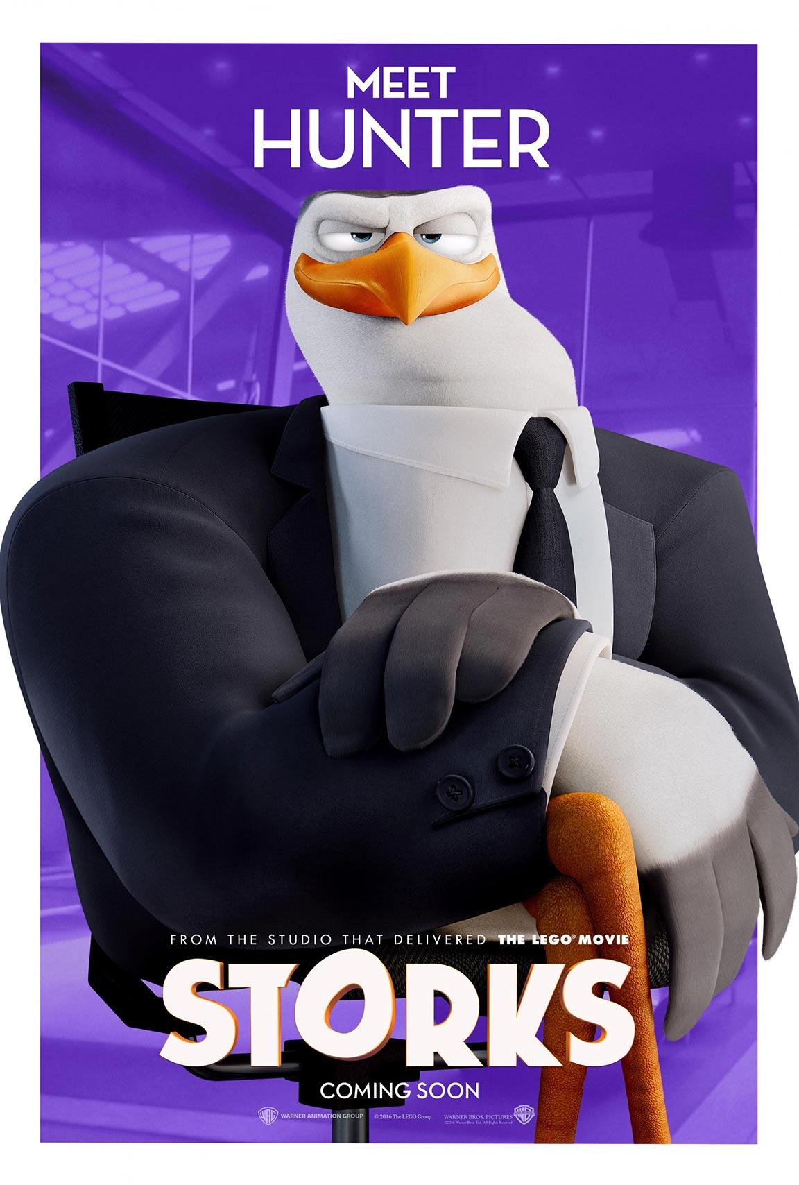 Storks Poster #7