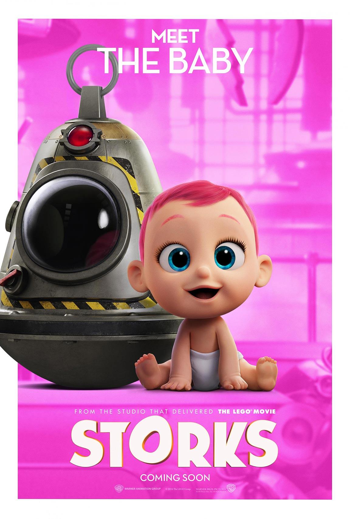 Storks Poster #9
