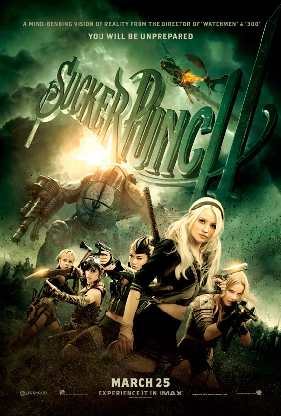 Sucker Punch Poster #16