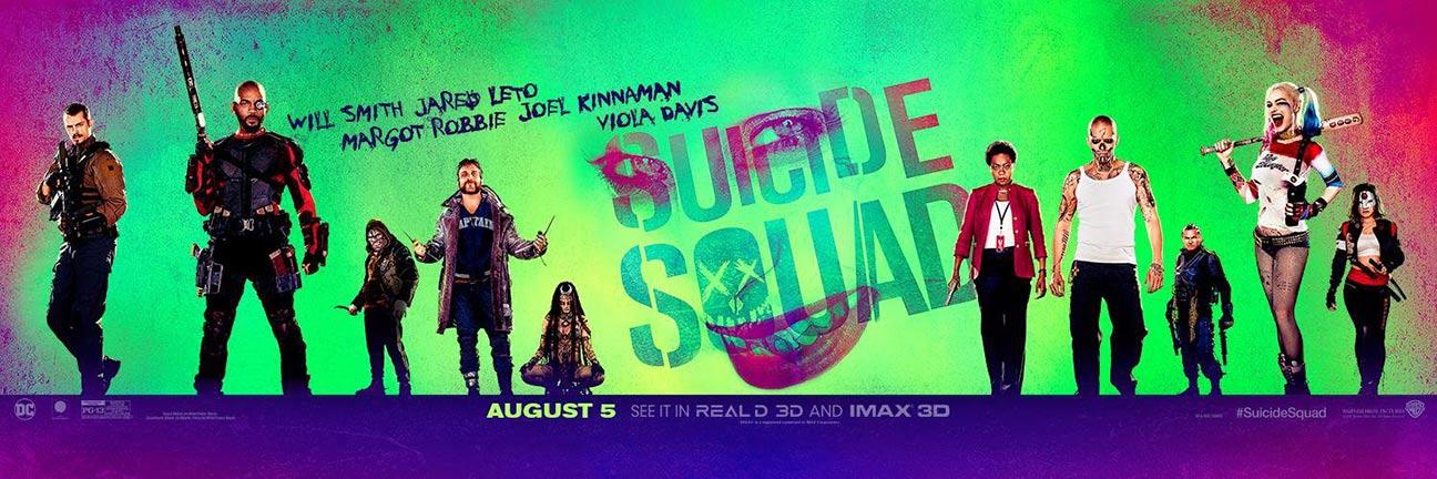 Suicide Squad Poster #21