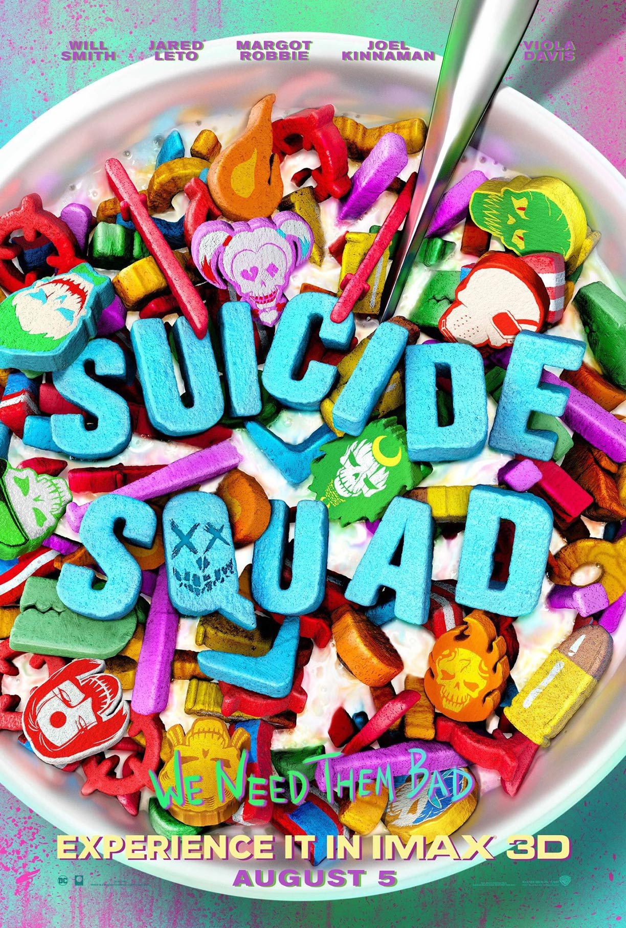 Suicide Squad Poster #22