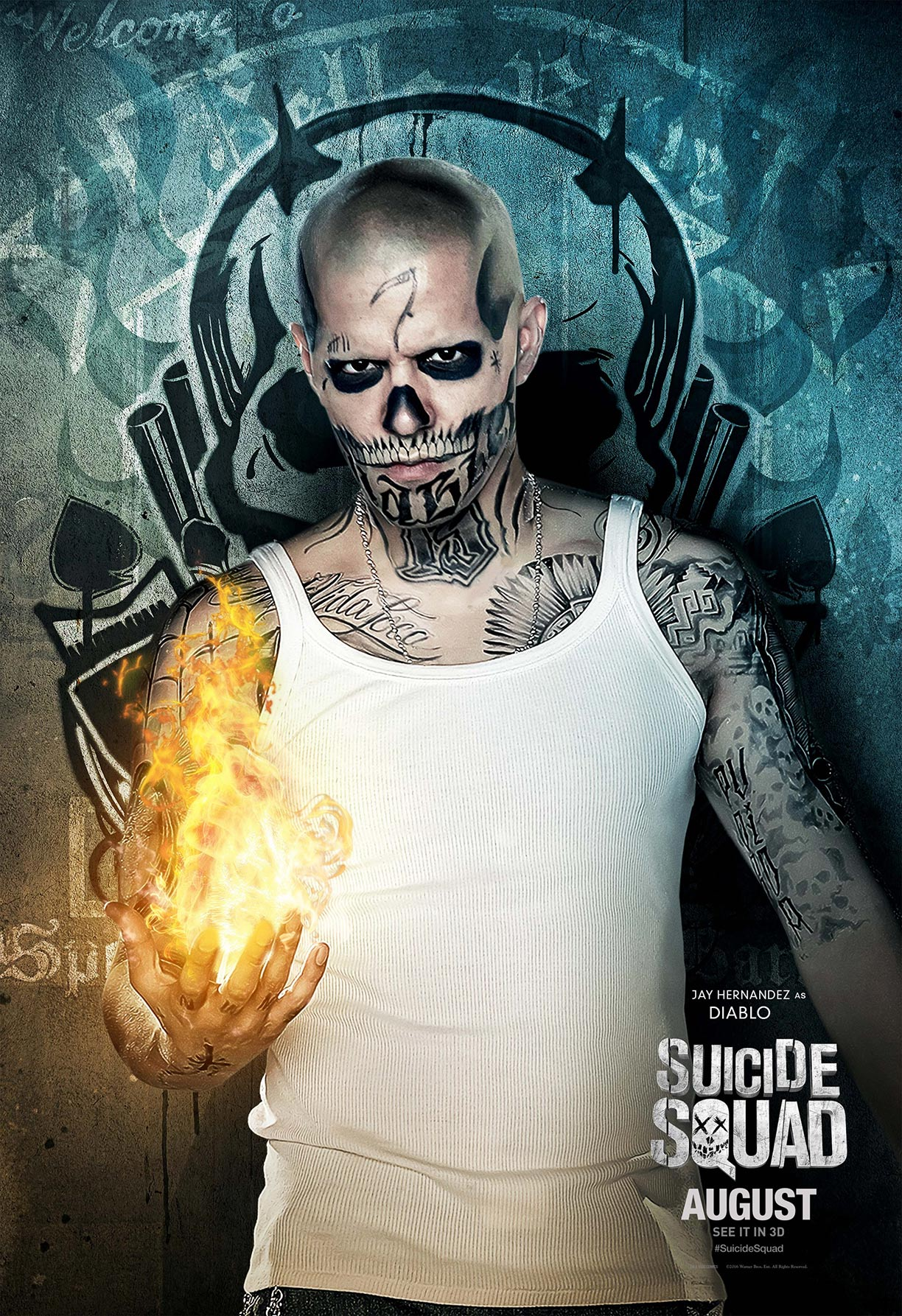Suicide Squad Poster #23