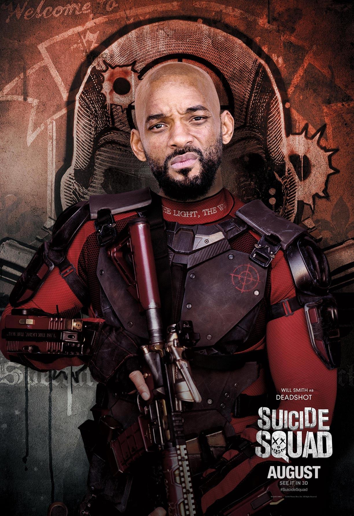 Suicide Squad Poster #24