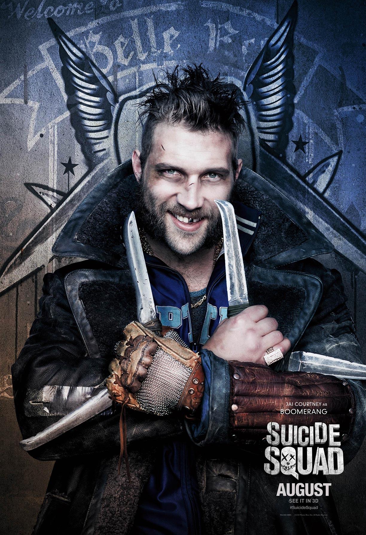 Suicide Squad Poster #27