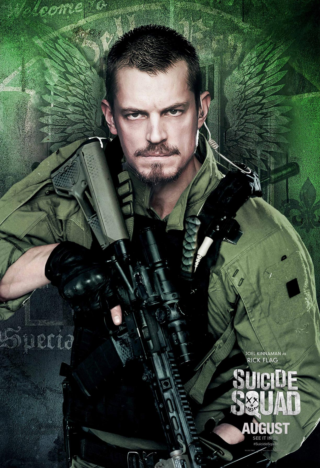 Suicide Squad Poster #32