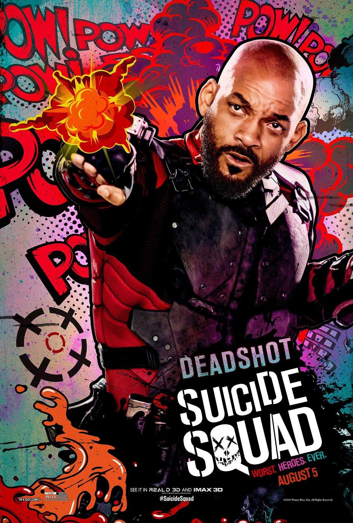 Suicide Squad Poster #34