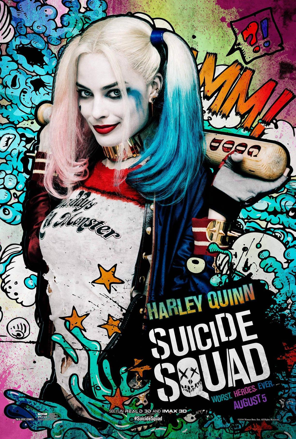 Suicide Squad Poster #37