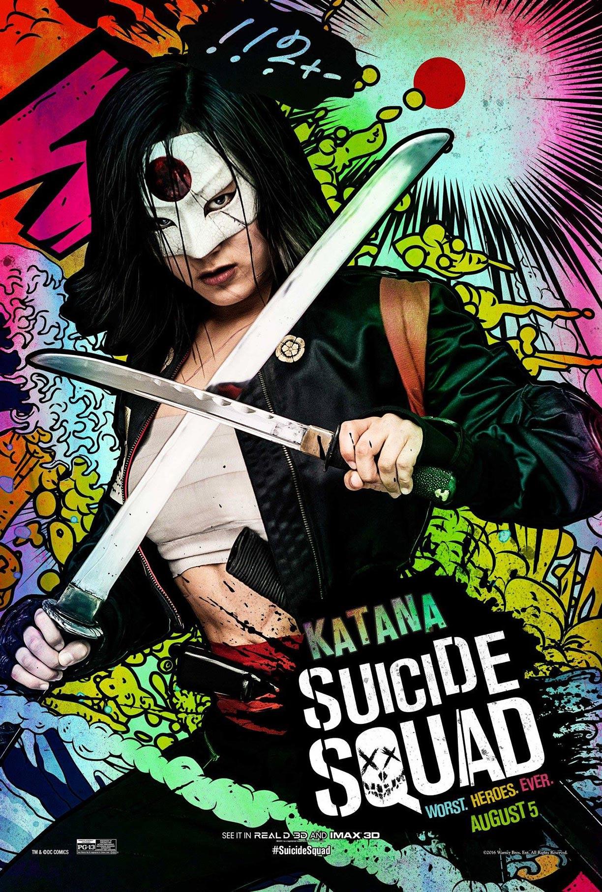 Suicide Squad Poster #39
