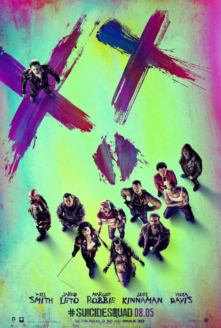 Suicide Squad Poster #9