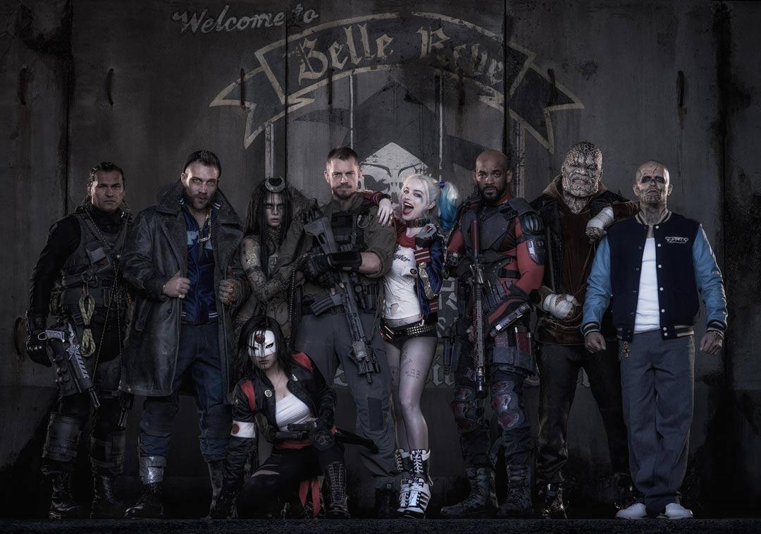 Suicide Squad Poster #1