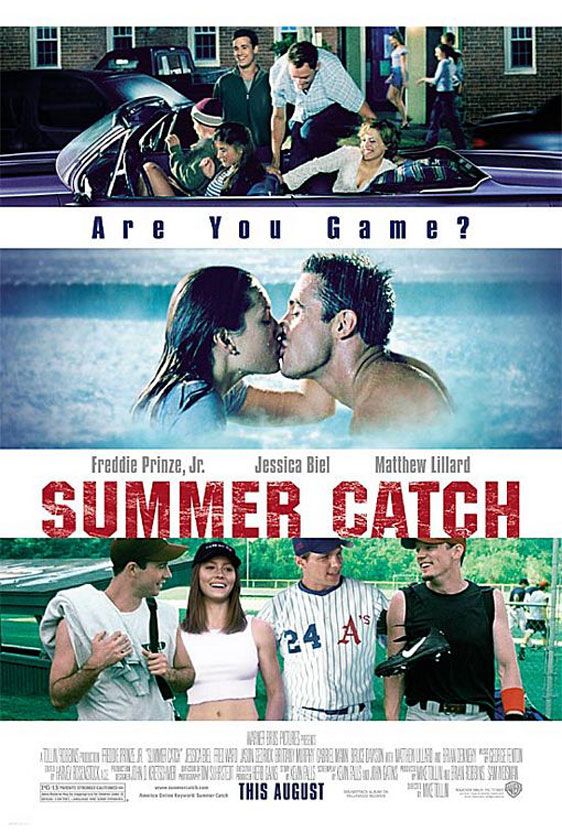 Summer Catch Poster #1