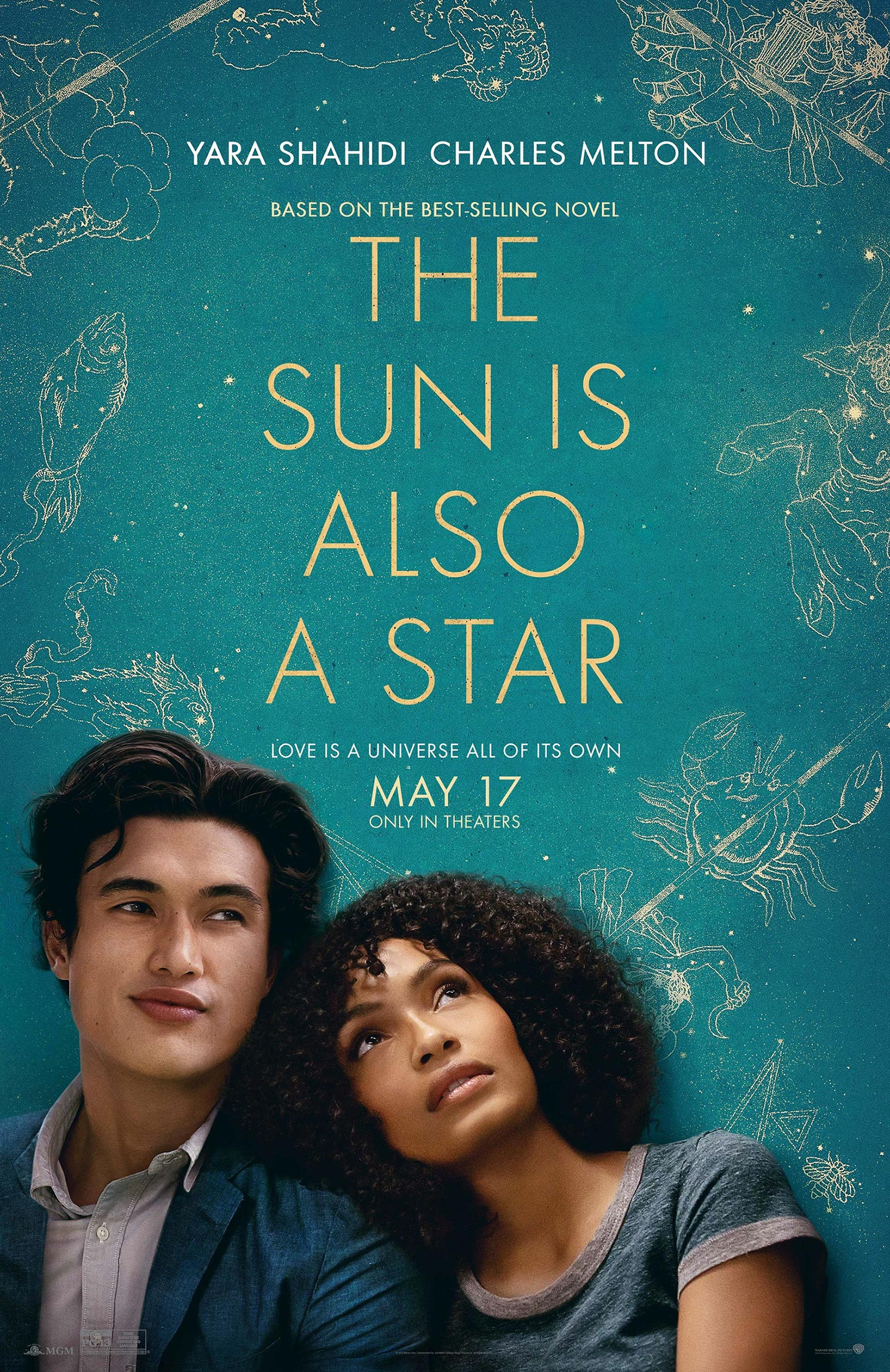The Sun Is Also a Star Poster #1