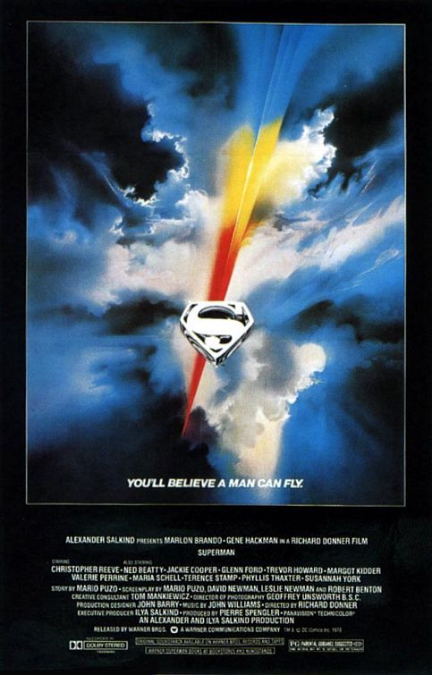 Superman Poster #1